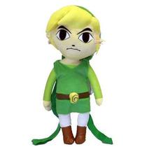 Peluche Mochila De The Legend Of Zelda Spirit Tracks - Link