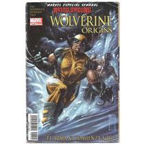 Wolwerine Origins # 1 - Reino Oscuro - Editorial Televisa