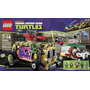 Lego 79104 Teenage Mutant Ninja Turtles Tortugas Ninja Nuevo