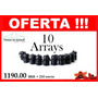 10 Arrays Maquina Desitoxicadora Detox Cleanse Spa Ion
