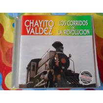 Chayito Valdez Cd Los Corridos De La Revolucion.1990
