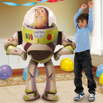 Buzz Lightyear Airwalker, Caminante, Toy Story