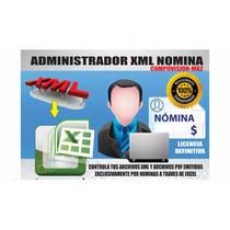 Administrador Xml Nomina