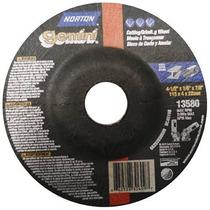 Disco T27 Corte Metal 4½x1/8x7/8 Gemini.