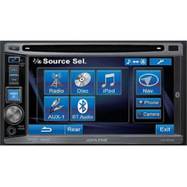 Alpine Ive-w530 Dvd 6.1 Bluetooth Iphone Ipod New 2012 Super