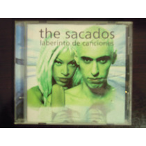 The Sacados Cd Laberinto De Canciones
