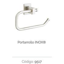 Accesorio Para Baño Portarrollo/ Portapapel Urrea 9517 Inox