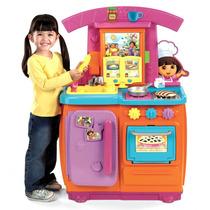Juguete Cocina Niña Fisher-price Dora La Exploradora Pm0