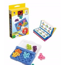 Iq Steps Juego De Desarrollo Mental Individual 8+ Smart Game