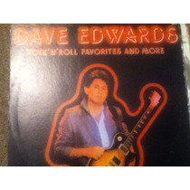 Disco Acetato: Dave Edwards