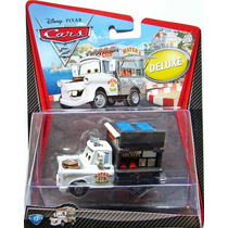 Cars Disney Taco Truck Mater. Deluxe.