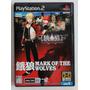 Garou Mark Of The Wolves Playstation 2. Completo. Japones