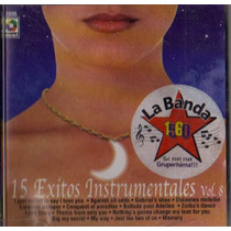 Cd 15 Exitos Instrumentales Vol.8 Vrn