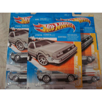 Dm Hot Wheels 2011 Back To The Future Time Machine