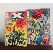 X-universe Entra La Era De Apocalypse Vid,televisa,avengers,