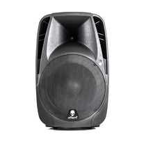 Bafle Altavoz Bocina Amplificado 15 Pulg Bluetooth Usb Mp3 S