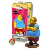 Figura Simpsons Chico De Las Historietas Edicion Limitada