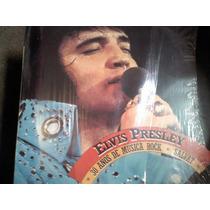 Disco Acetato De Elvis Presley Eex