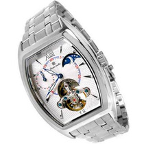Reloj Louis Bolle Palisade Automatico Cristal Zafiro