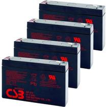 Kit De Baterias Recargables Csb Para Sua750rm1u