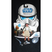 Star Wars Lote Mon Calamari Warrior Y Quarren Soldier Loose
