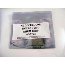 Chip Para Unidad Imagen Xerox Docucolor 240 / 250 / 260