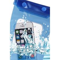 Funda Bolsa Universal Celular 100% Waterproof Vs Agua E4f