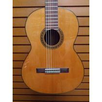 Guitarra Clásica De Paloescrito Con Cedro Café Hecha A Mano