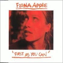 Fiona Apple - Fast As You Can Cd Daa Rock Envio Gratis