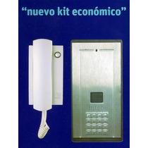 Nuevo Sistema De Interfon Economico Eco-1 Intec Vv4
