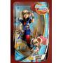 Mattel Dc Super Hero Girls Harley Quinn Heroína Barbie