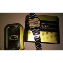 Reloj Casio Retro A158 Edicion Especial Caja Vintage