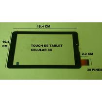 Touch Cristal Digitalizador Stylos Mobo 3g Flex Fpc-70f2-v0