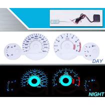 Neon 00 - 05 Dodge Con Tac Plantillas Luminiscentes Tablero