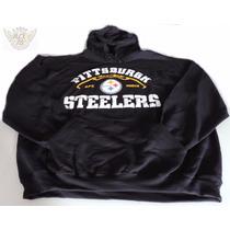 Acereros Pittsburgh Steelers Sudadera Team T-g Nfl Danbr68
