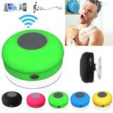 Nueva Bocina Bluetooth Contra Agua Baño Regadera Recargable