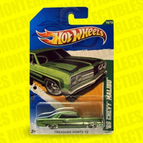 Hot Wheels 65 Chevy Malibu T-hunt 2012