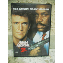 Arma Mortal 2 Dvd Movie