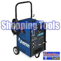 Planta Soldar/soldadora Industrial Infra Th250 Amps C/cables