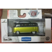 M2 Machines 1958 Vw Microbus 15 Window Usa Model