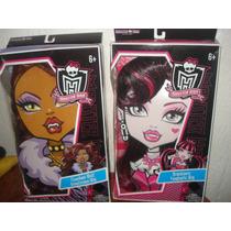 Monster High. Pelucas De Novedad. Super Precio. Bfn