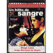 Diego Luna Pelicula Hilito De Sangre Dvd 1994
