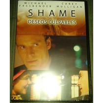 Dvd Shame Deseos Culpables Michael Fassbender Carey Mulligan