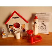Snoopy Sno-cone Maquina Para Hacer Nieve