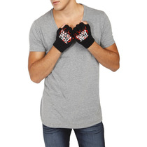 Hot Topic Guantes My Zombie Killing Fingerless Gloves