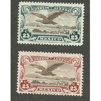 Estampillas Aereas 1922 Primera Serie Nuevas Vbf