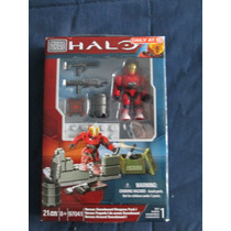 Megabloks Halo Set Snowbound Weapons Pack 1 Exclusivo Target