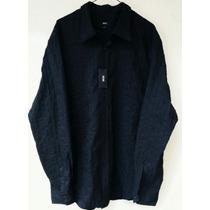 Hugo Boss Camisa Para Hombre Made In Italy Talla Xxl. Etro.
