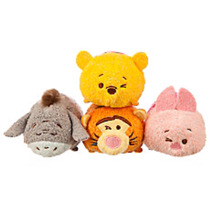 Coleccion Tsum Tsum Winnie Pooh, Original Disney Storestore