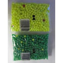 Paquete 6000 Bullets 6mm Balines Para Pistolas De Plastico